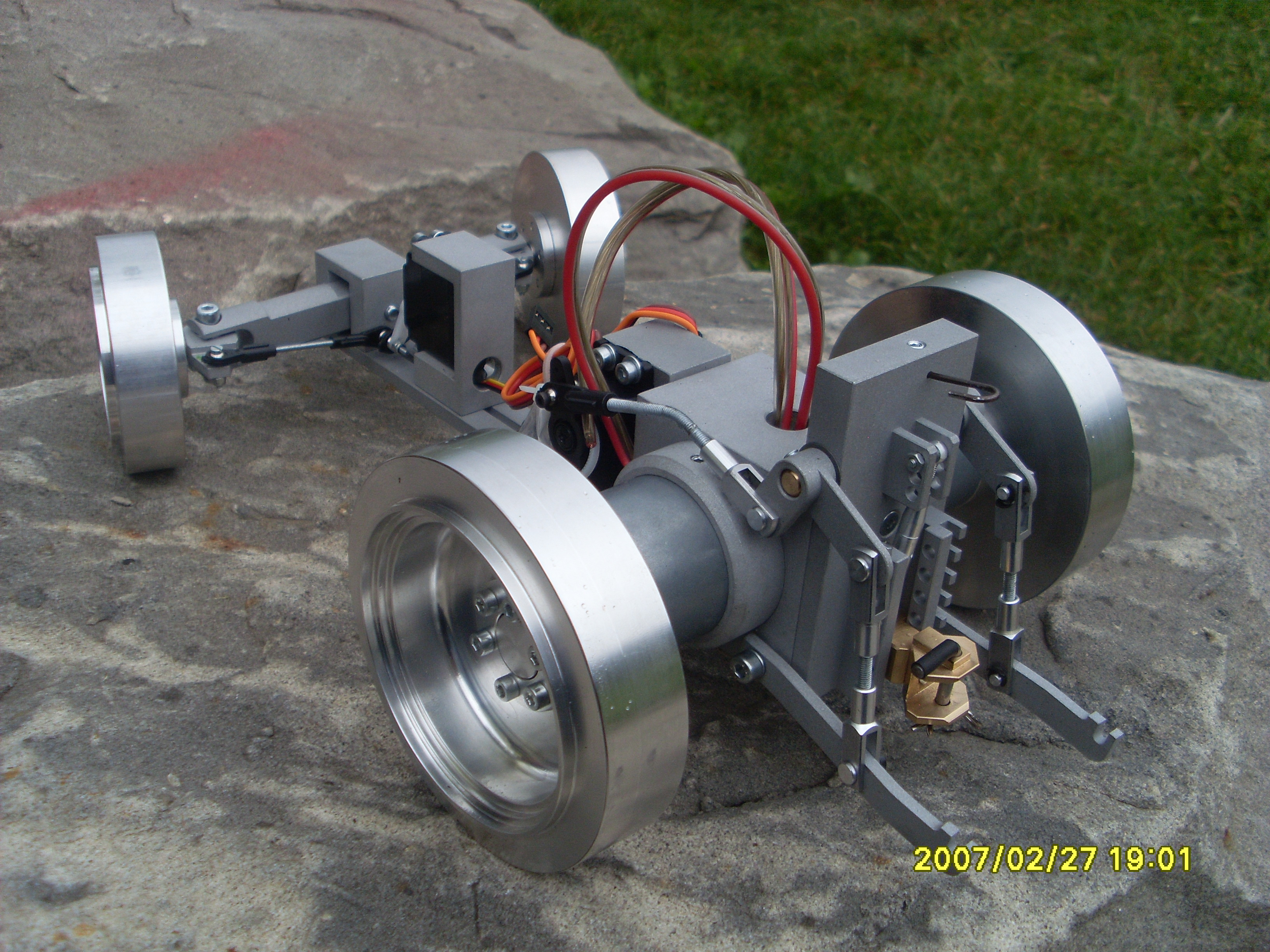 rc-traktor-schweiz.com - Chassis Umbausatz