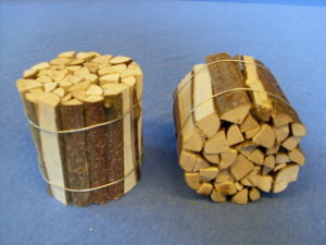 Holzballen